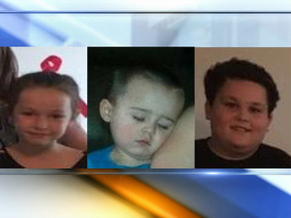 AMBER Alert canceled for Kansas children, mother