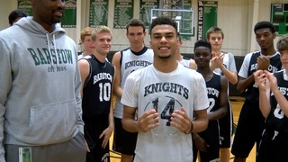 Barstow's Jacob Gilyard is a Top Prep Star