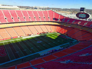 Chiefs fans prepare for last 2 home games