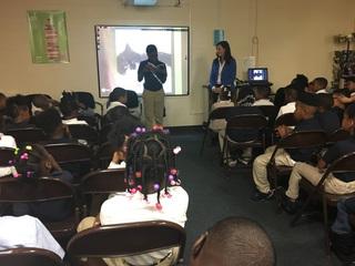 KC elementary school students receive free books