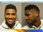 KU basketball player charged with battery
