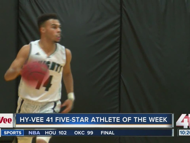 Hy-Vee 41 Five-Star Athlete of the Week: Barstow's Jacob Gilyard