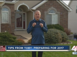 Tips from Toby: Preparing for 2017