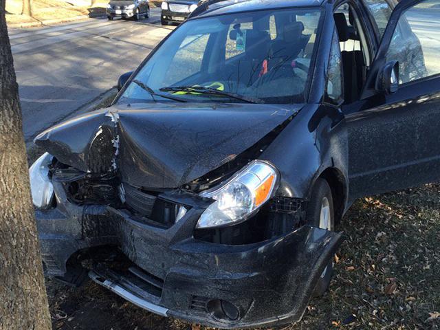 Car Accidents In Kansas City Last Night