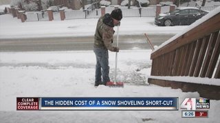 Angie's List: snow removal tips