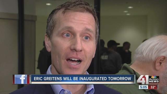 Greitens bans executive branch lobbyist gifts