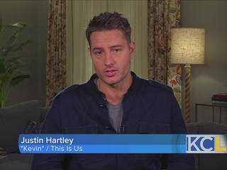 Justin Hartley Talks 'This Is Us'