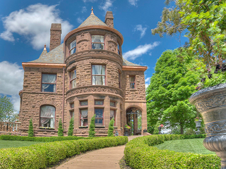 PHOTOS: Historic KC brownstone