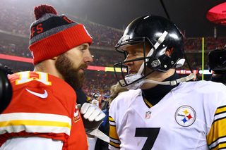 Chiefs season ends with loss to Steelers, 18-16