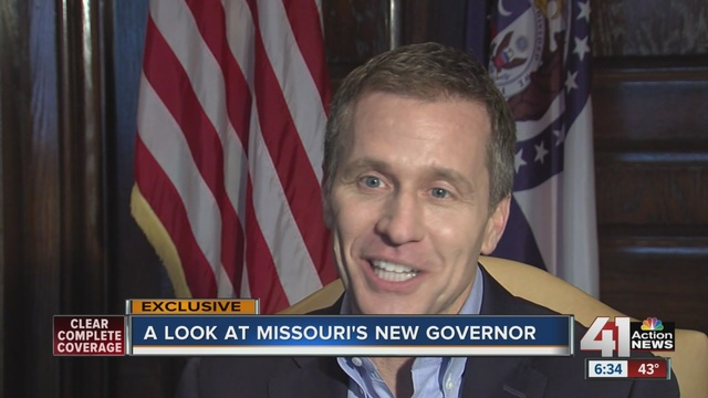 Greitens plans to drop $146 million from Missouri budget