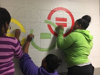 KC students use MLK day as a day of service