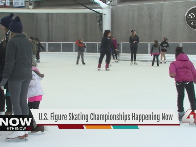 U.S. Figure Skating Championship continues in KC