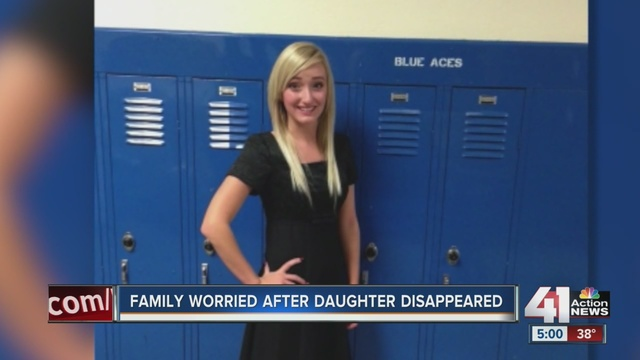 Kansas City police search for missing Toni Anderson
