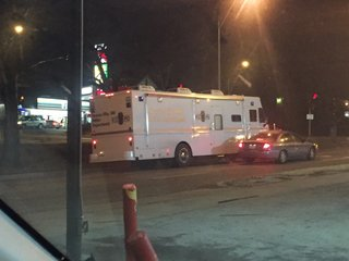 Murder suspect escapes during 6-hour standoff