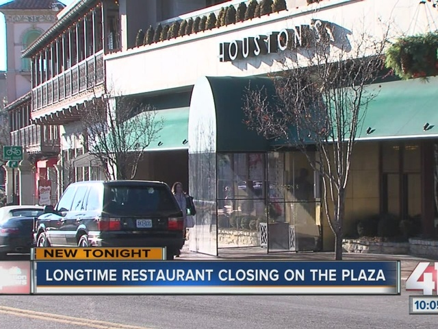 Houston S On The Country Club Plaza Is Closing Its Doors Jan 31