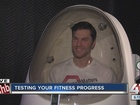 The rare Bod Pod gives health information