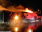 Eli Young Band's bus catches fire in Kansas