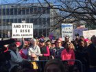 Thousands attend KCMO Women's March protest
