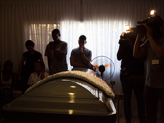 Family, fans remember life of Yordano Ventura