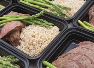 Meal prep can help with weight loss