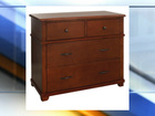 Recall over dresser sold at big-chain stores