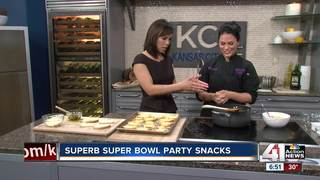 Easy last-minute Super Bowl snacks