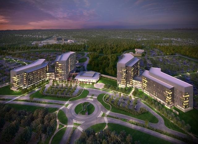 Cerner S Newest Kansas City Campus Could Revitalize Former