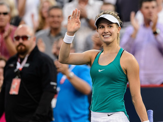 Patriots get MU junior date with tennis star