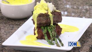 RECIPE: Steak Oscar