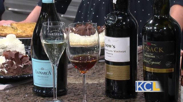 Wine and Pie Pairings