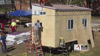 Tiny Homes Are Giving Back in a Big Way