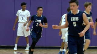 Cristo Rey beats Independence Home School