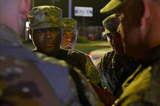 Military could round up undocumented immigrants
