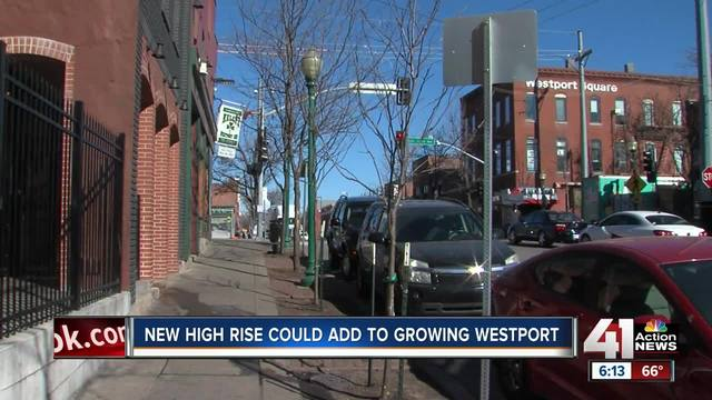 New high rise could add to growing Westport