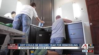 Angie's List: 2017 to be big year for remodeling