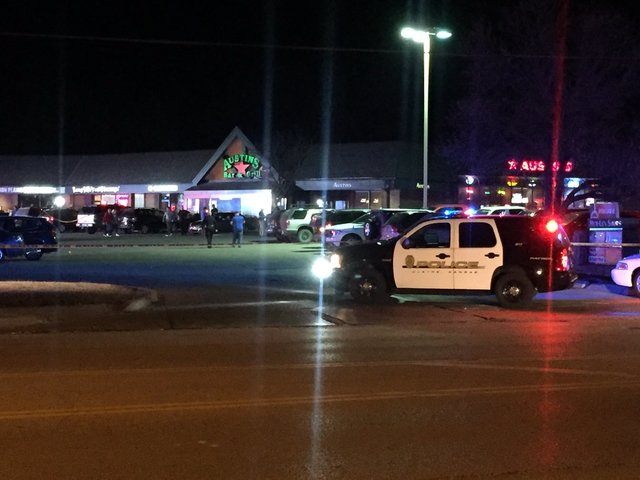 1 dead, suspect arrested in Olathe bar shooting
