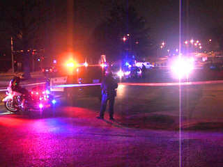 UPDATE: 1 dead, 1 injured after shooting in KCK