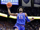 Kansas' Jackson pleads guilty to misdemeanor