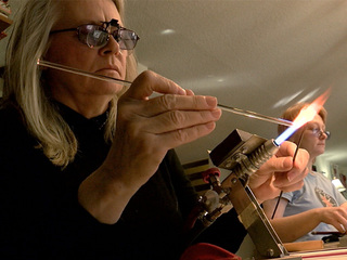 Artist reflects on evolution of glass art in KC