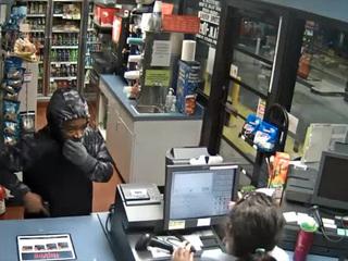 Prairie Village Hy-Vee gas station robbed