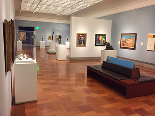 Sneak peak at the new Nelson-Atkins art exhibit