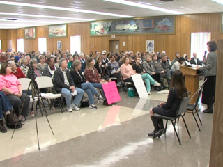 Affordable Care Act discussed in town hall
