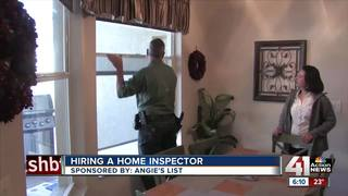 Angie's List: hiring a home inspector