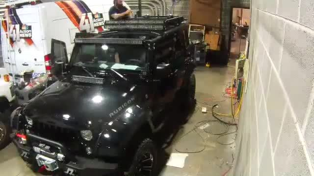 Making of the Storm Tracker