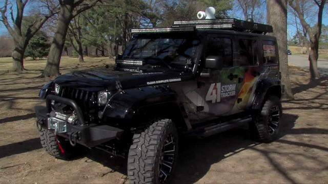 Meet the 41 Action News Storm Tracker