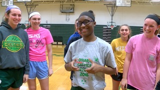 O'Hara's Tiana Gipson is small but mighty