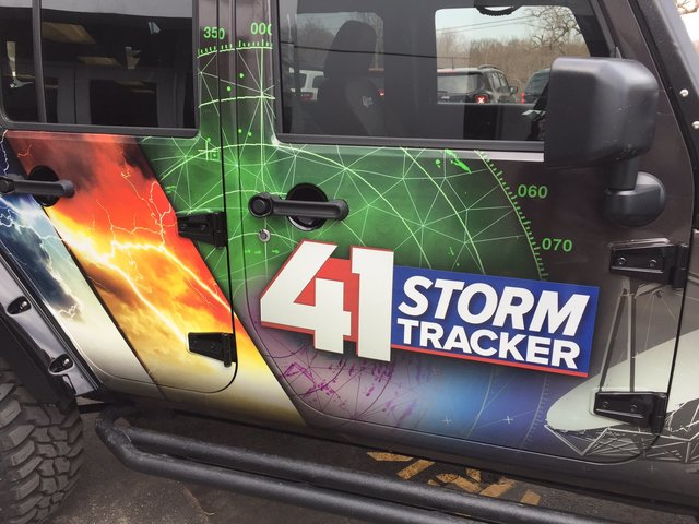 Look inside the 41 Action News Storm Tracker