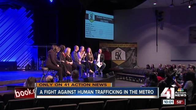 kansas city experts highlight sex trafficking in metro area