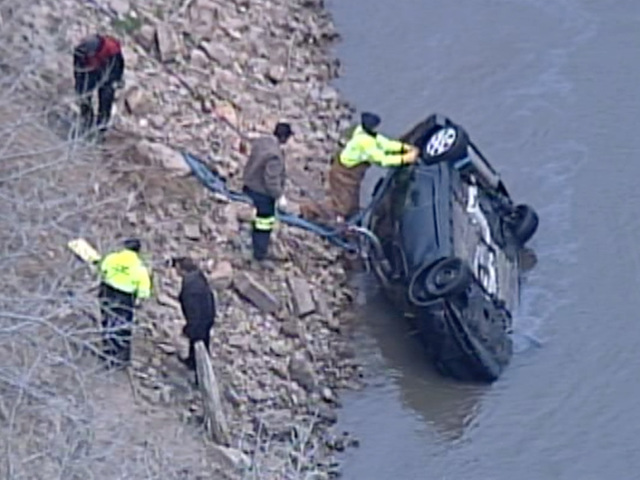 Missing woman's vehicle pulled from Missouri River, body found inside