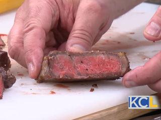 RECIPE: Reverse seared steak